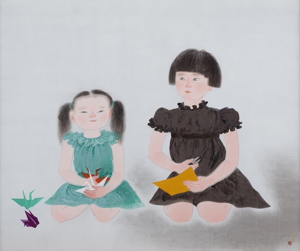 小倉遊亀と院展の画家たち展(静岡市美術館|静岡)|EXHIBITIONS ...