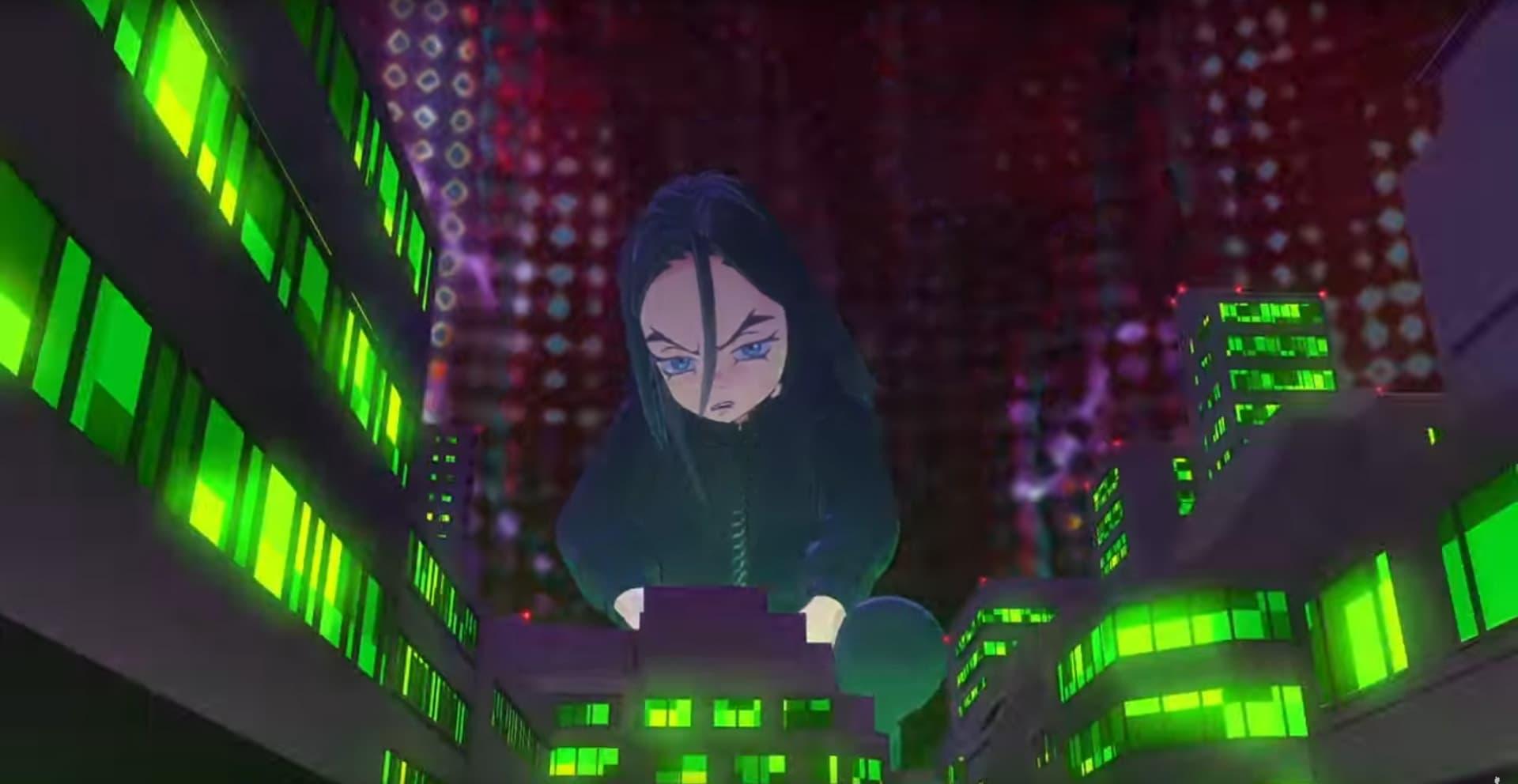 村上隆+ビリー・アイリッシュの注目コラボレーション。新作ミュージックビデオが公開