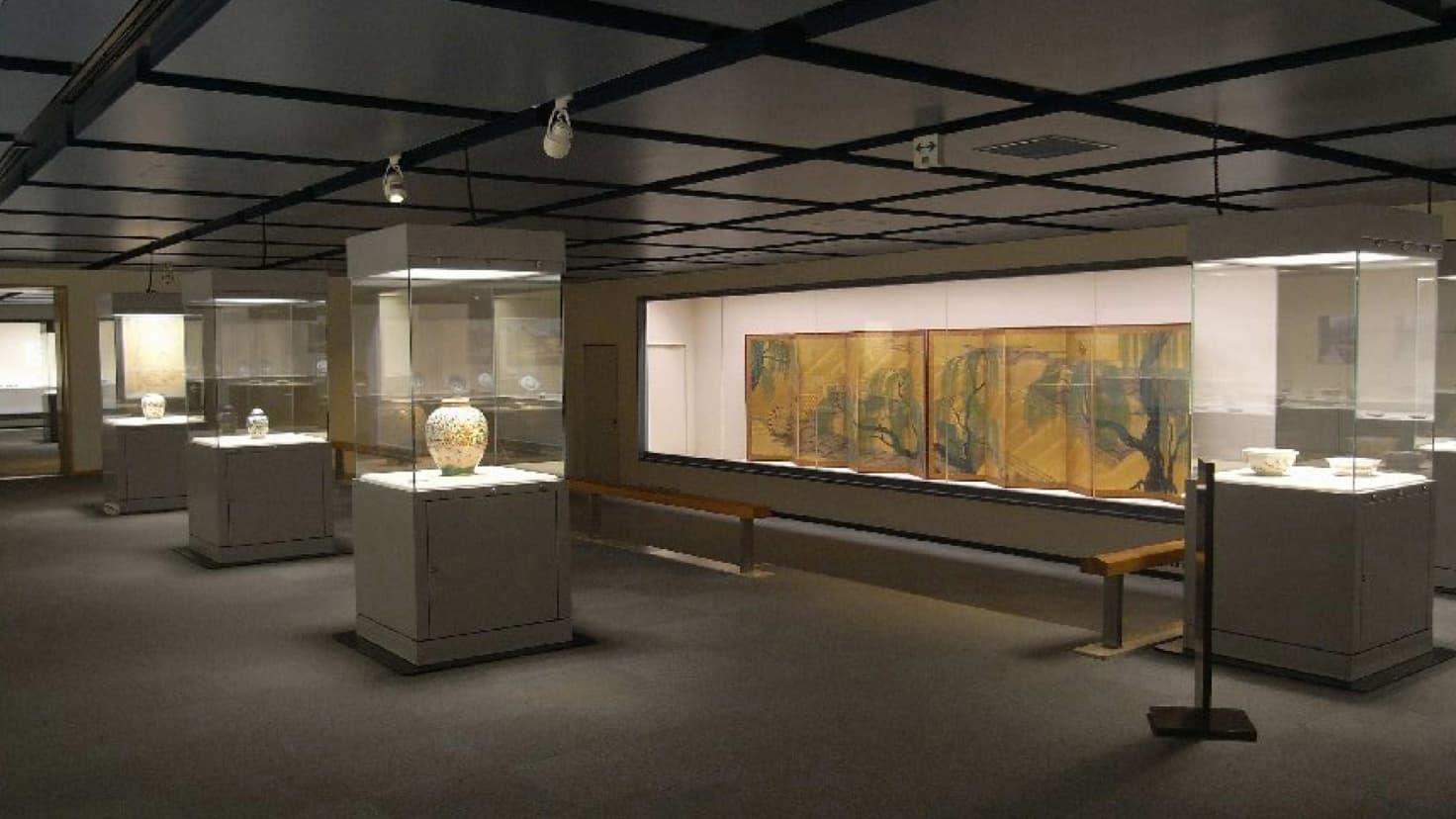出光美術館|MUSEUMS GALLERIES ...